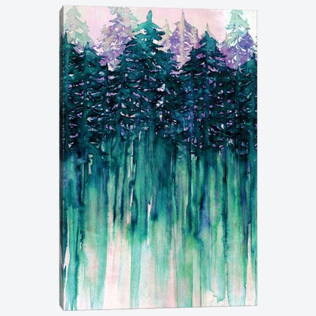 Northwest Vibes II Canvas Print #JDS17} by Julia Di Sano Canvas Wall Art