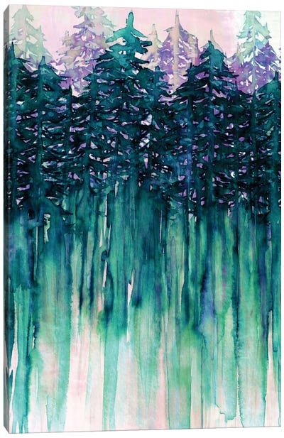 Northwest Vibes II Canvas Art Print
