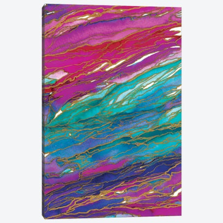 Agate Magic - Miami Summer Canvas Print #JDS1} by Julia Di Sano Art Print