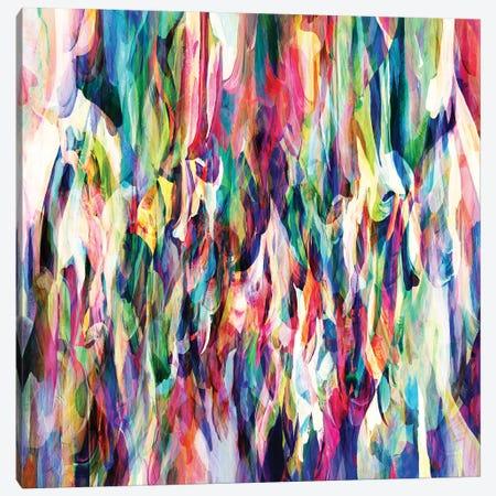 Birds Of A Feather I Canvas Print #JDS233} by Julia Di Sano Canvas Art Print