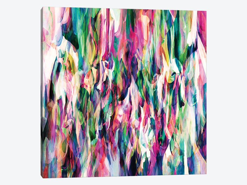 Birds Of A Feather II by Julia Di Sano 1-piece Canvas Print