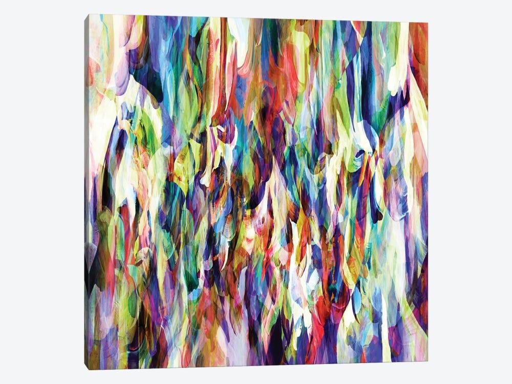Birds Of A Feather IV by Julia Di Sano 1-piece Canvas Art Print