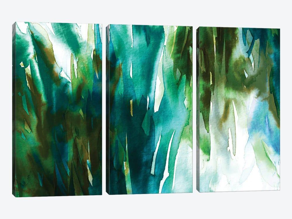 All Is Well Bold II by Julia Di Sano 3-piece Canvas Art