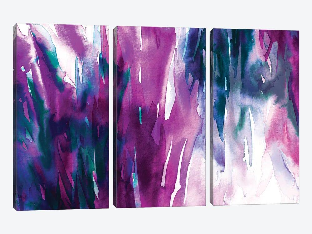 All Is Well Bold III by Julia Di Sano 3-piece Art Print