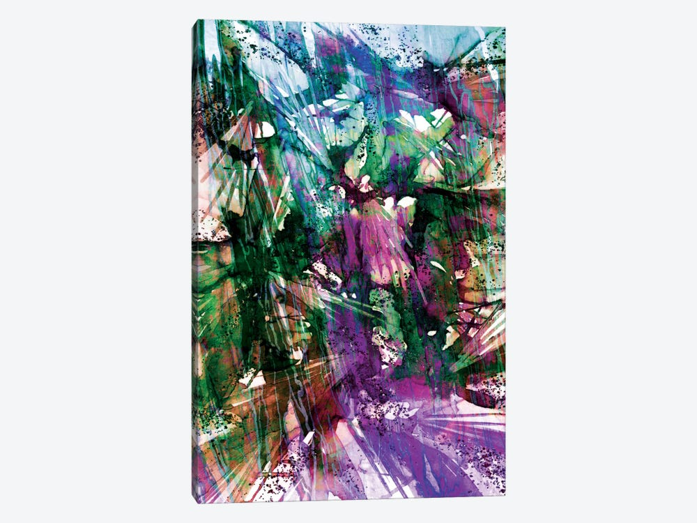 Birds Of Prey - Sunshine Splash II by Julia Di Sano 1-piece Canvas Artwork