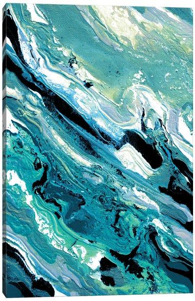 Color Avalanche II Canvas Art Print