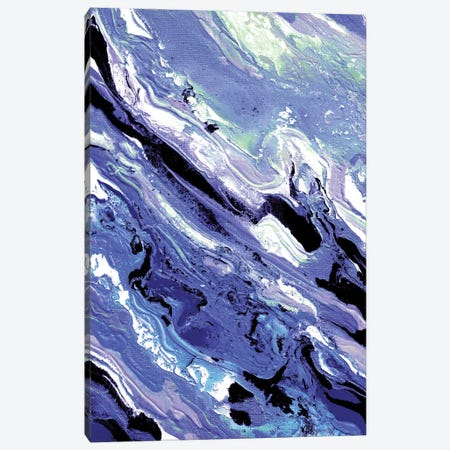 Color Avalanche III Canvas Print #JDS251} by Julia Di Sano Art Print