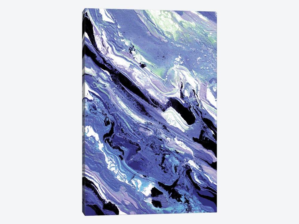 Color Avalanche III by Julia Di Sano 1-piece Canvas Art