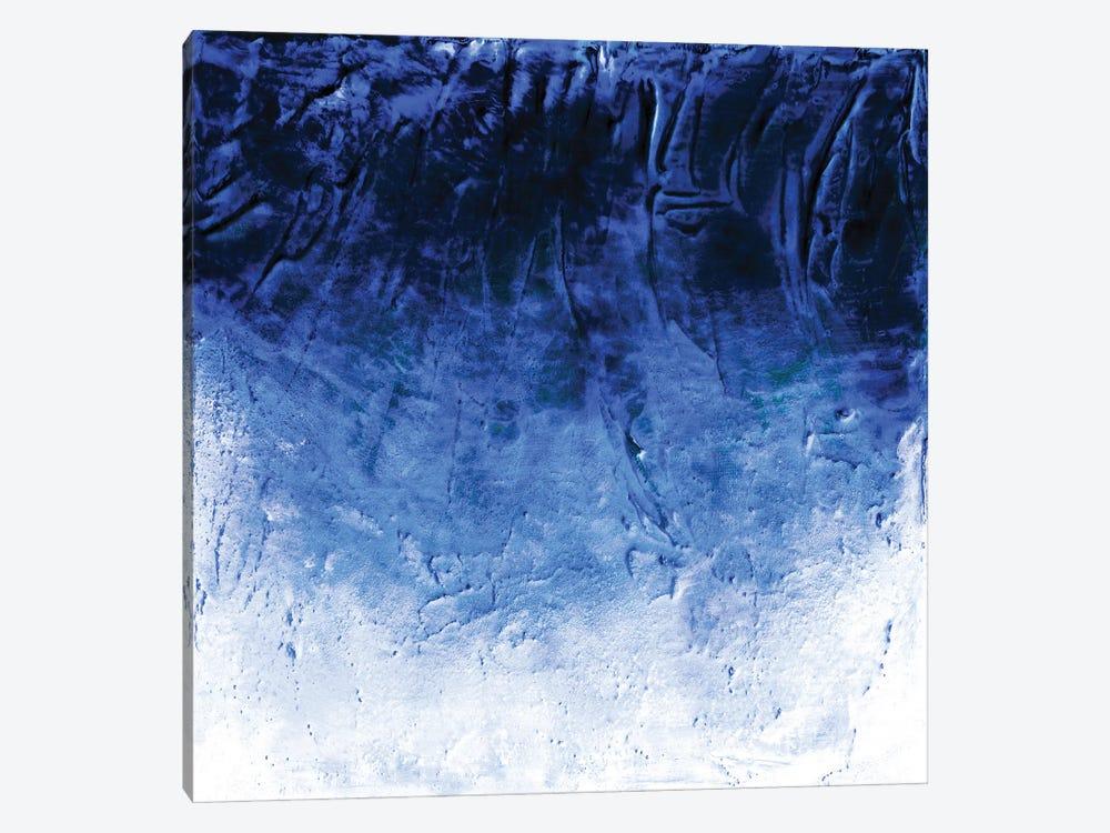 Beneath The Veil I, Blue Inverted Bold by Julia Di Sano 1-piece Canvas Wall Art