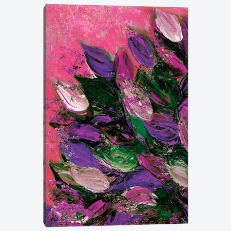 Blooming Beautiful IV Canvas Print #JDS26} by Julia Di Sano Canvas Print
