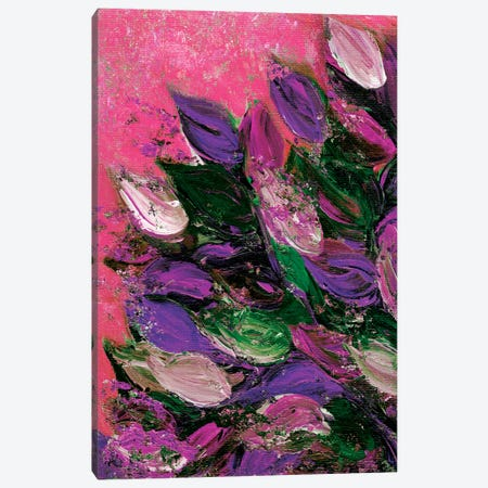 Blooming Beautiful IV Canvas Print #JDS26} by Julia Di Sano Canvas Print