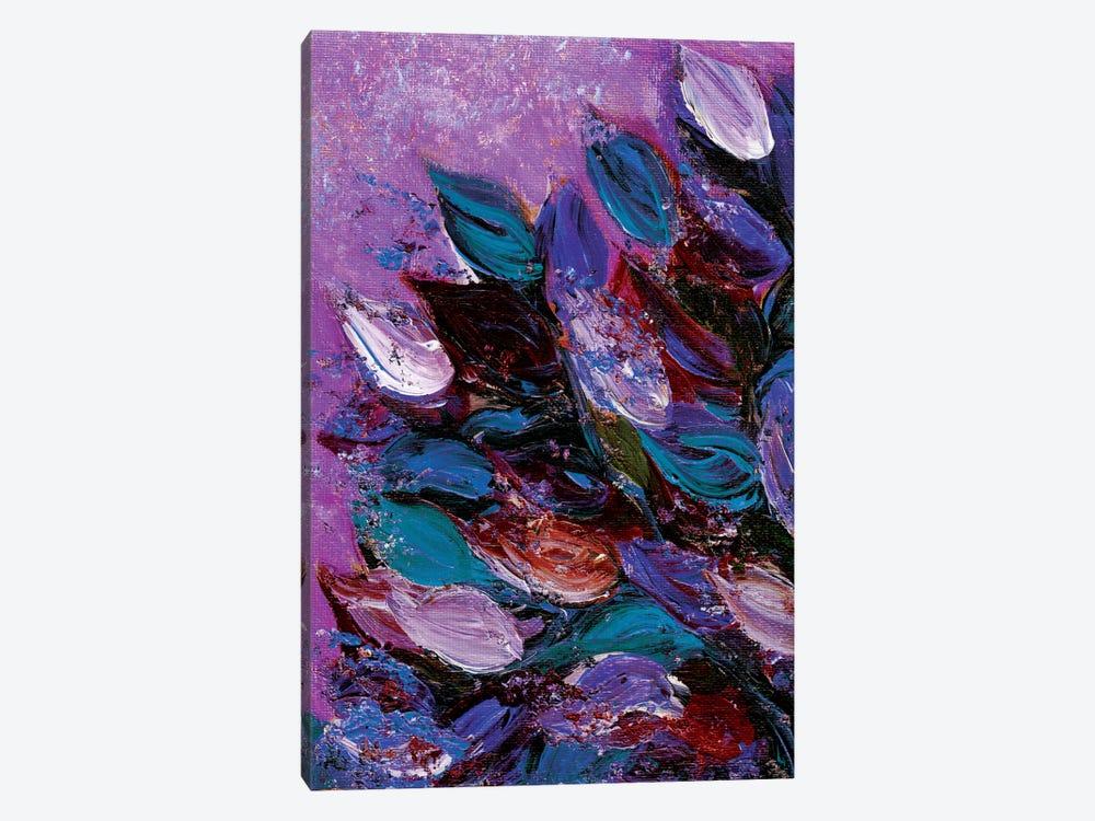 Blooming Beautiful V by Julia Di Sano 1-piece Canvas Art Print