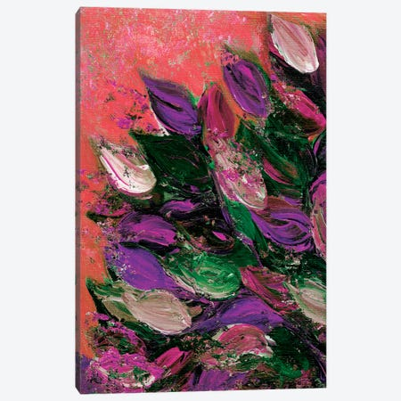 Blooming Beautiful VI Canvas Print #JDS28} by Julia Di Sano Canvas Wall Art