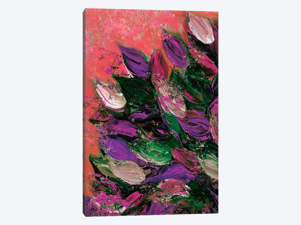 Blooming Beautiful VI by Julia Di Sano 1-piece Canvas Art