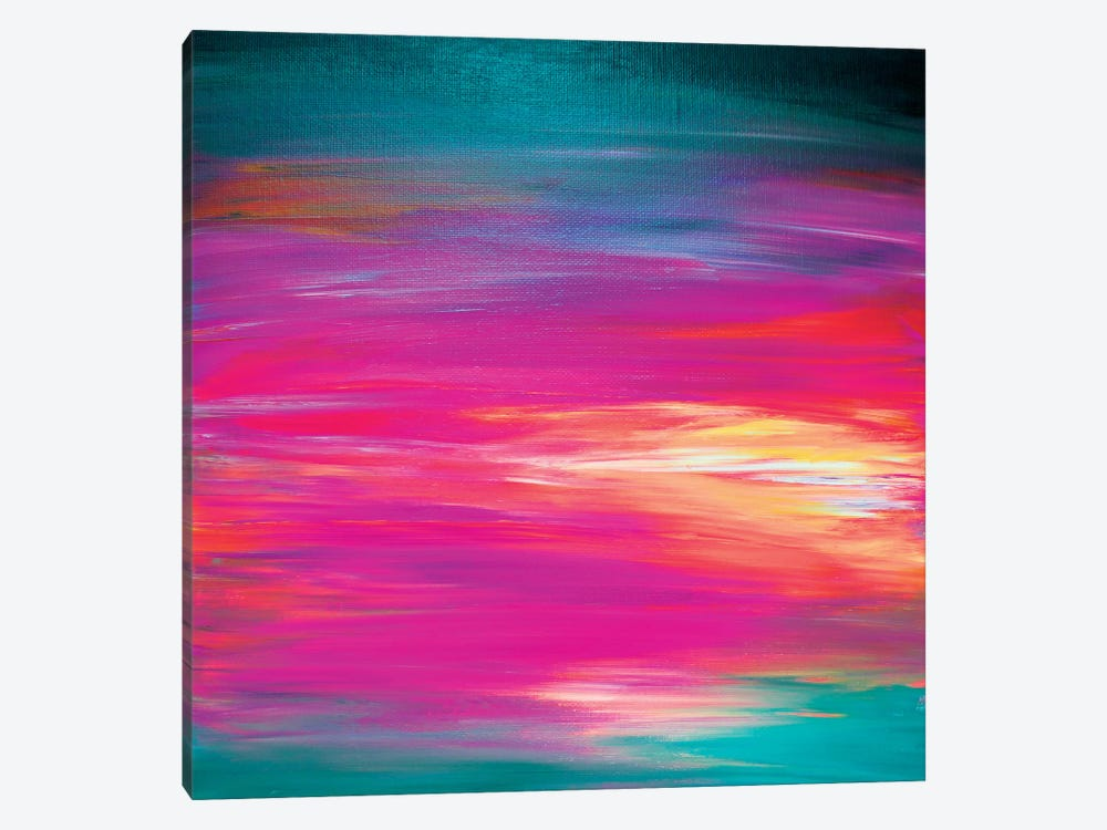 Bright Horizons II by Julia Di Sano 1-piece Canvas Print