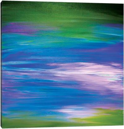 Bright Horizons III Canvas Art Print