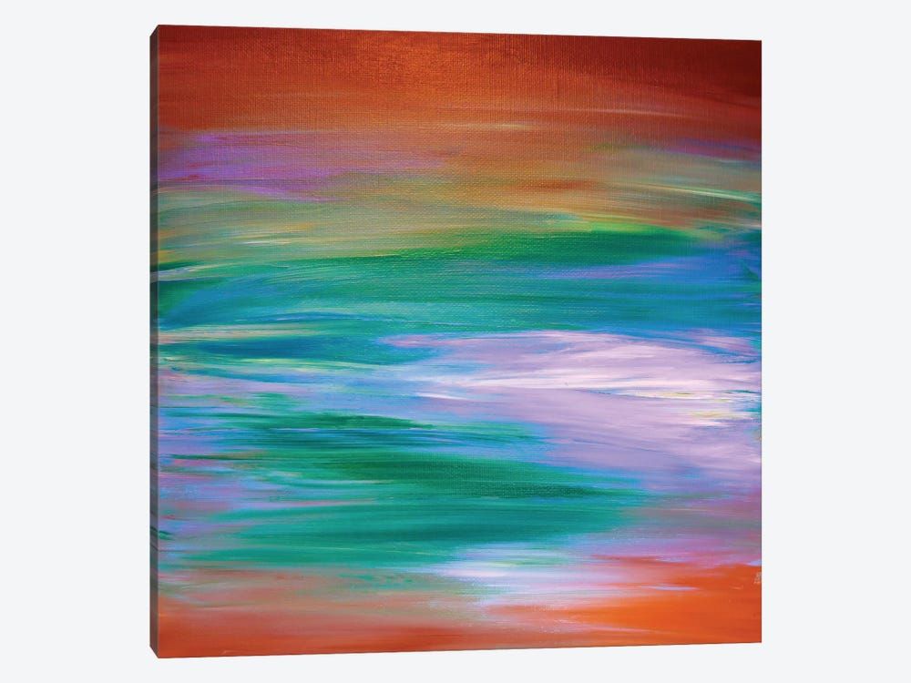 Bright Horizons IV by Julia Di Sano 1-piece Canvas Wall Art