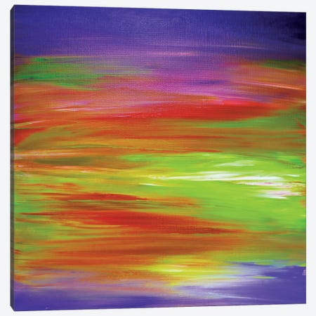Bright Horizons V Canvas Print #JDS32} by Julia Di Sano Canvas Print