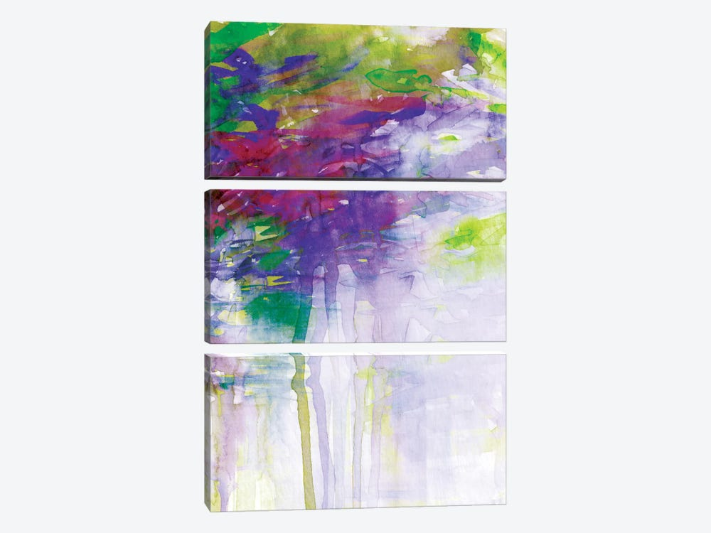 Carnival Dreams V by Julia Di Sano 3-piece Canvas Wall Art