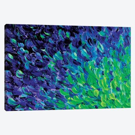 Deep Sea Drift I Canvas Print #JDS38} by Julia Di Sano Canvas Art Print