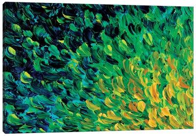 Deep Sea Drift II Canvas Art Print