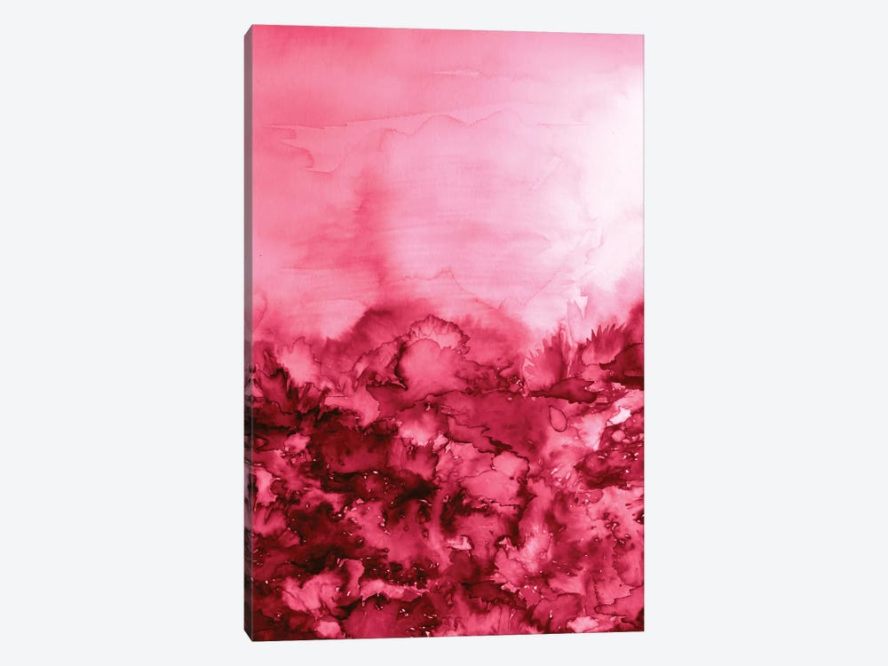 Into Eternity - Cherry 1-piece Art Print