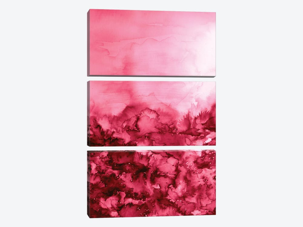 Into Eternity - Cherry 3-piece Art Print