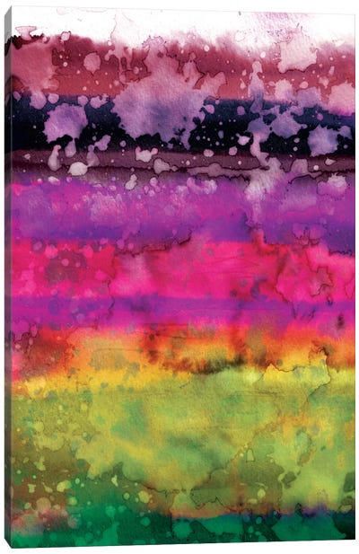 California Surf VII Canvas Art Print