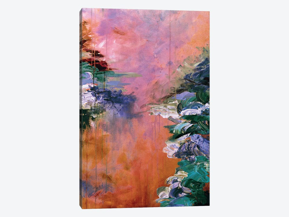 Lakefront Escape I by Julia Di Sano 1-piece Canvas Wall Art