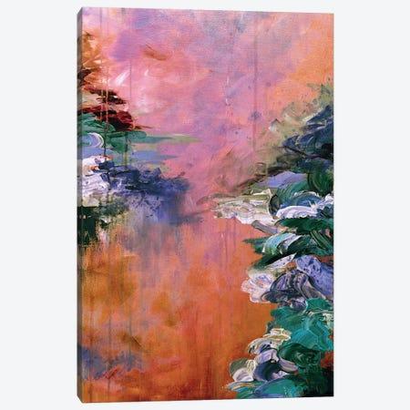 Lakefront Escape I Canvas Print #JDS53} by Julia Di Sano Canvas Print