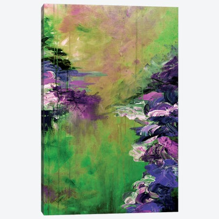 Lakefront Escape II Canvas Print #JDS54} by Julia Di Sano Canvas Art