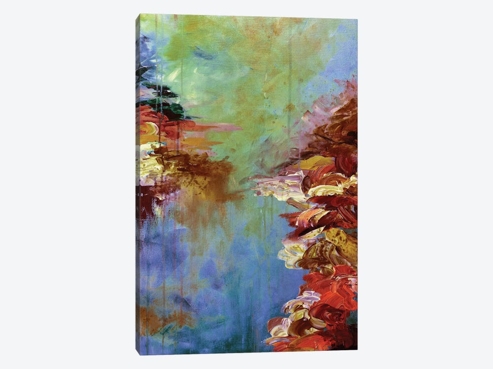 Lakefront Escape III by Julia Di Sano 1-piece Canvas Wall Art