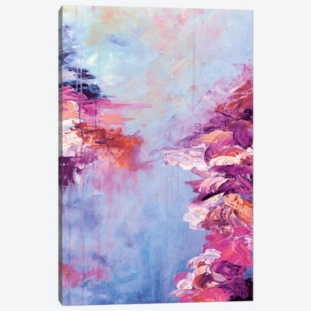 Lakefront Escape IV Canvas Print #JDS56} by Julia Di Sano Canvas Artwork