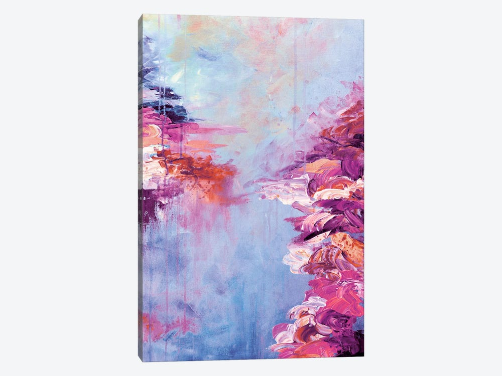 Lakefront Escape IV by Julia Di Sano 1-piece Canvas Art Print