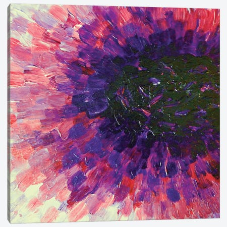 Limitless II Canvas Print #JDS57} by Julia Di Sano Canvas Wall Art