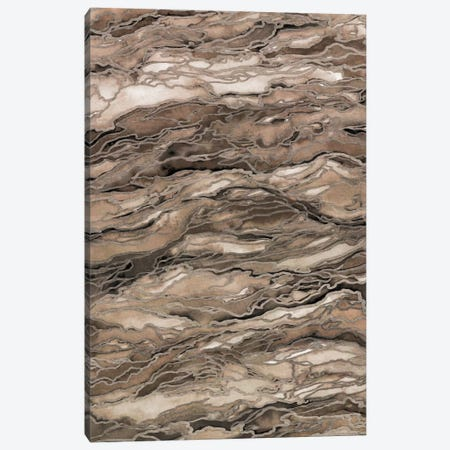 Marble Idea! - Rustic Elements Canvas Print #JDS58} by Julia Di Sano Canvas Print
