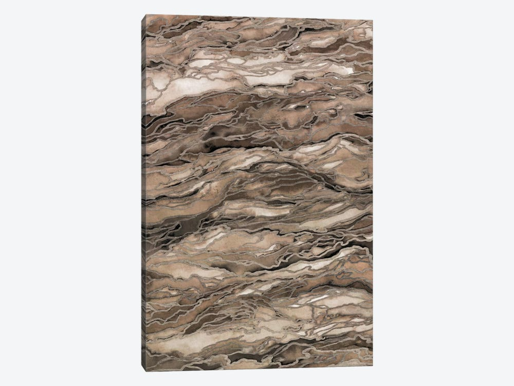 Marble Idea! - Rustic Elements by Julia Di Sano 1-piece Art Print