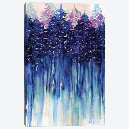Northwest Vibes III Canvas Print #JDS62} by Julia Di Sano Canvas Artwork