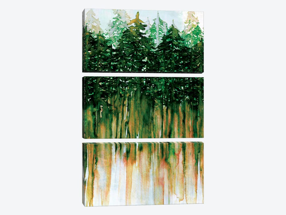Northwest Vibes IV by Julia Di Sano 3-piece Canvas Print