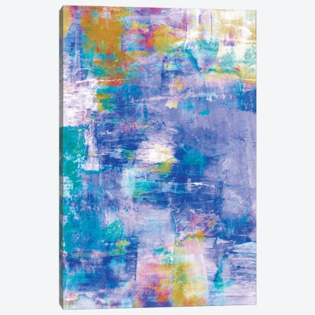 Off The Grid V Canvas Print #JDS65} by Julia Di Sano Art Print