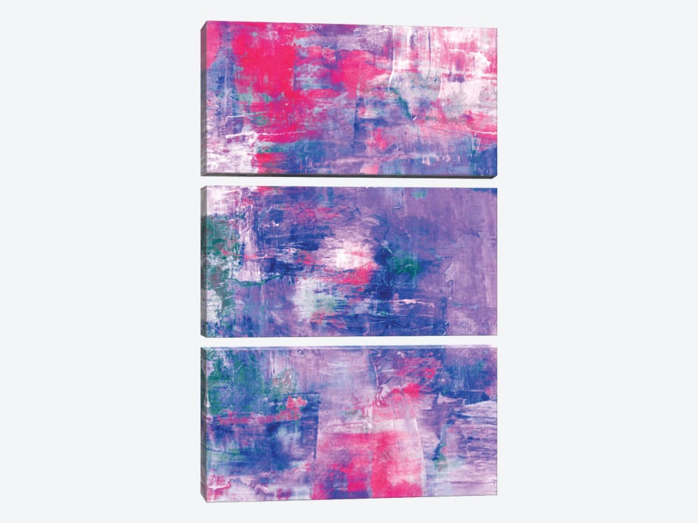 Off The Grid VI by Julia Di Sano 3-piece Canvas Wall Art