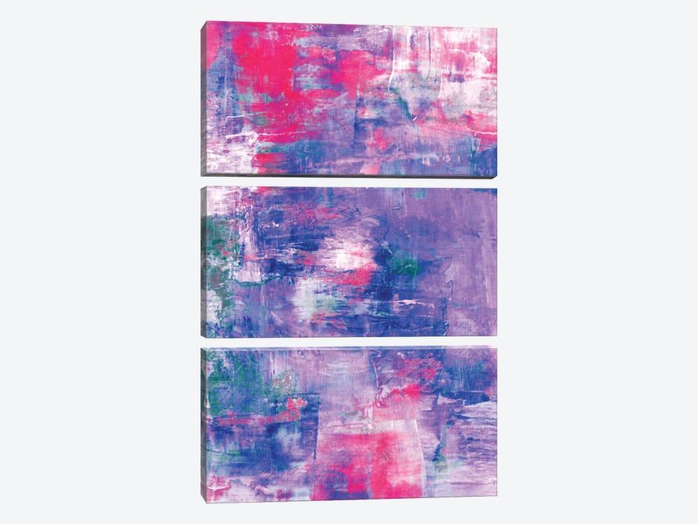 Off The Grid VI by Julia Di Sano 3-piece Canvas Wall Art