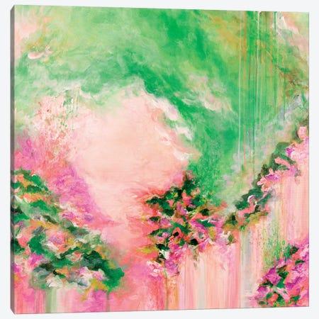 Sunshine Lollipops I Canvas Print #JDS67} by Julia Di Sano Canvas Art Print