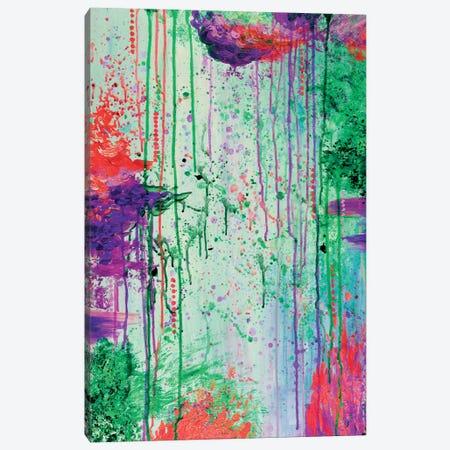 That 90's Throwback Canvas Print #JDS69} by Julia Di Sano Canvas Artwork