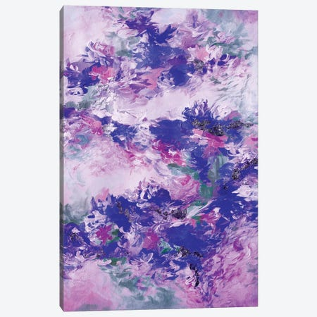 When We Were Mermaids XI Canvas Print #JDS74} by Julia Di Sano Canvas Art