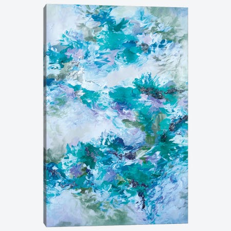 When We Were Mermaids XIII Canvas Print #JDS76} by Julia Di Sano Canvas Art
