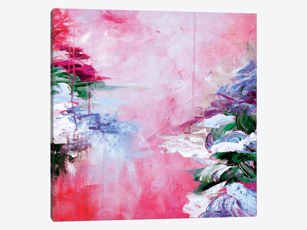 Winter Dreamland IV by Julia Di Sano 1-piece Canvas Art