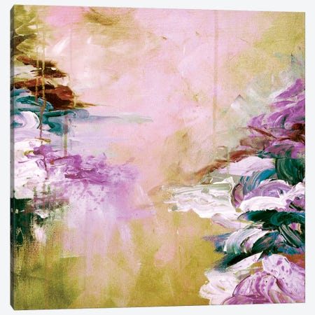 Winter Dreamland V Canvas Print #JDS78} by Julia Di Sano Canvas Print