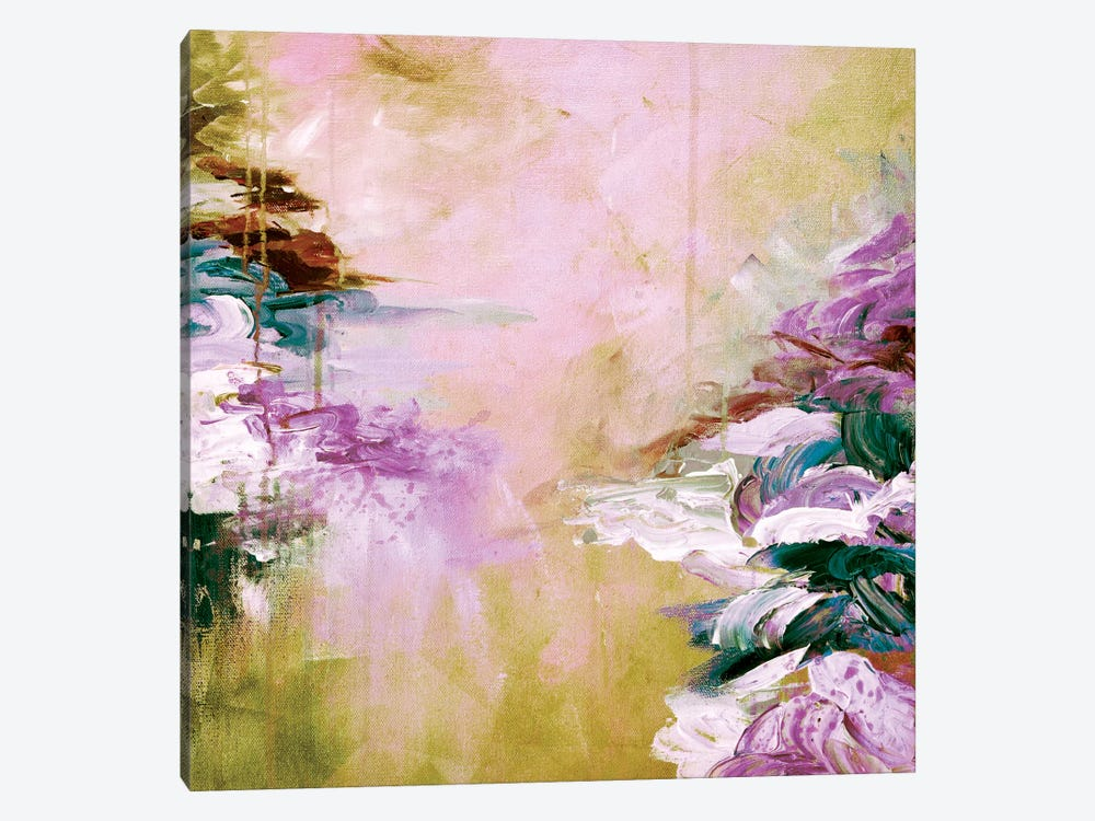Winter Dreamland V by Julia Di Sano 1-piece Canvas Art Print