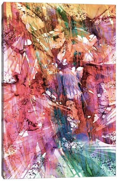 Birds Of Prey, Fashion Frenzy Canvas Print #JDS81